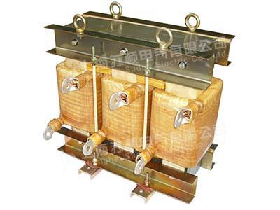 3,磁滞伸缩系数为零;   4,能量回馈电抗器采用无气隙结构,不仅结构